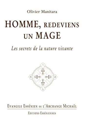 Le secret de la nature vivante : Tome 5  (Évangile Essénien) par Olivier Manitara