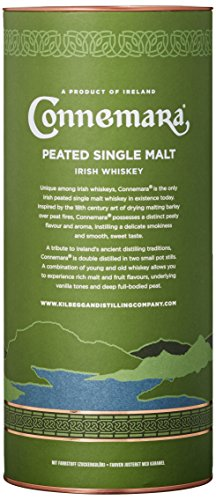 - 41FwBVxBiAL - Connemara Peated Single Malt Irish Whiskey (1 x 0.7 l)