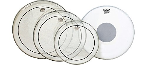 Remo PP-0680-PS Rock PinStripe Pro Pack Snare 30,4 cm (12 Zoll)