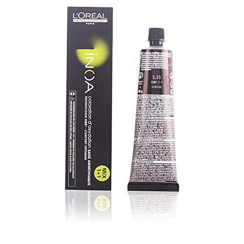 L'Oréal Professionnel Inoa 5,35 hellbraun gold mahagoni, 60 ml