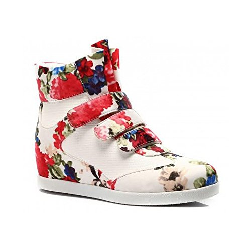 Schuhzoo, Bottes pour Femme Multicolore