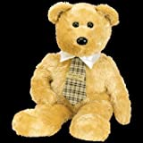 1 X TY Beanie Buddy - DAD-e the Bear