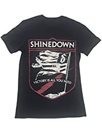 12345185 Shinedown Threat to Survival World Tour (Europe) - Official Mens T Shirt