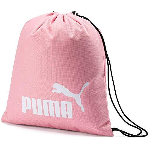 PUMA Unisex- Erwachsene Phase Gym Sack Turnbeutel, Bridal Rose, OSFA