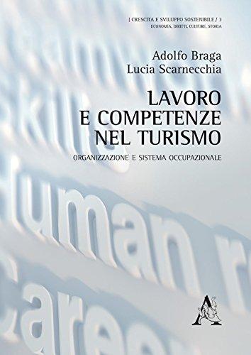 Lavoro e competenze nel turismo. Organizzazione e sistema occupazionale