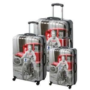 COM8 Set de 3 valises trolley CYC