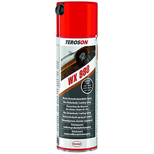 """Preisvergleich Produktbild Teroson 794867 Unterbodenschutz WX 980"""" 500 ml, Schwarz"""