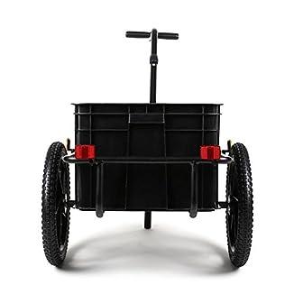 DURAMAXX  Remolque de carga para bicicleta 2