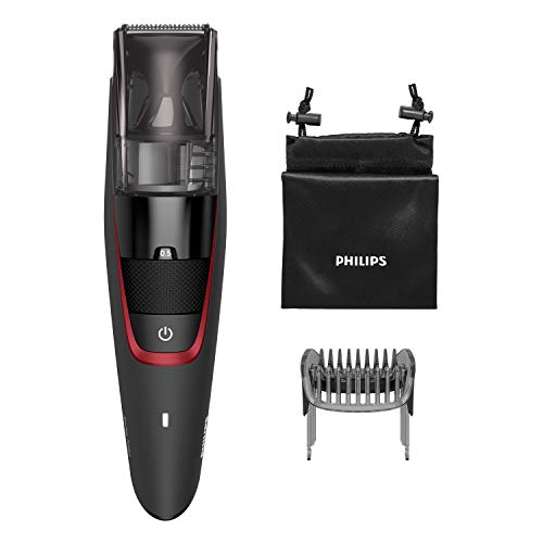 Philips BT7501/15 Cordless & Corded Vacuum Beard Trimmer (Black)