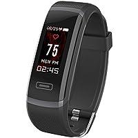 Docooler Elephone Smart Armband Pulsmesser Fitness Tracker Monitor Leben Wasserdicht Sport Handgelenk Band Watch für Android und IOS
