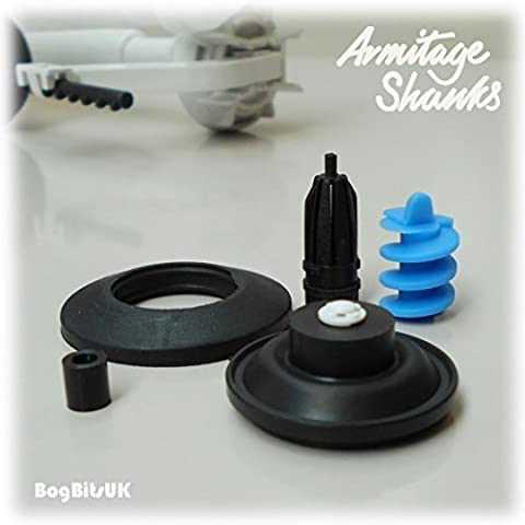 Ideal Standard SV90167 Inlet Float Valve Service Kit - Multi-Colour by Armitage Shanks