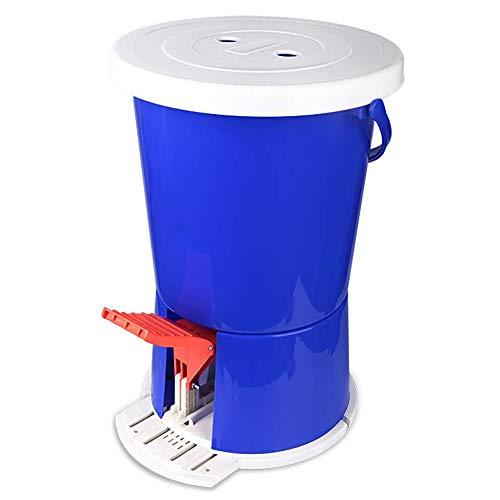 OCYE Mini-Lavatrice, Lavatrice, per Single, per Case di Studenti, per campeggiatori, 14L, Silenziosa, Basso consumo di Acqua e energia