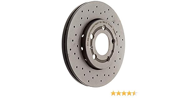 Brembo Brake Discs 09 7011 1x Brake Disc Disc Brakes X2 Auto