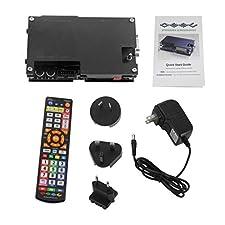 Lorsoul Retro Console di Gioco HD Video Adapter Compatibile per Playstation 1/2 / Xbox 360 Uno/Atari Series/Dreamcast/Sega Series