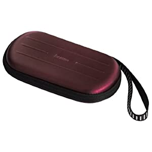 "EVA-Tasche ""Start Up"" für Playstation Portable u. Playstation Vita, D.Rot"