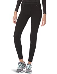 Helly Hansen W Hh Warm Pant Sous-vêtement technique bas femme Noir L