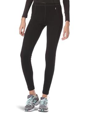 Helly Hansen W HH Warm Pant - Pantalón para mujer, color negro / gris, talla M