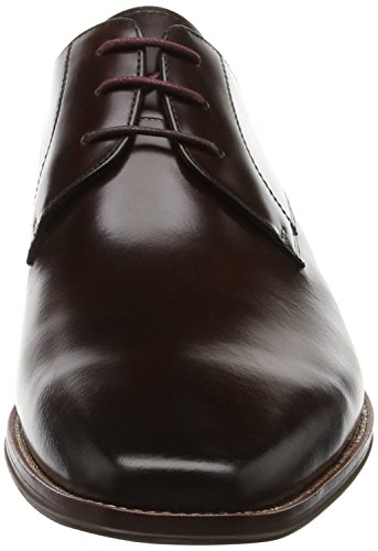 Dune Richmonds, Scarpe Stringate Derby Uomo Brown (Brown)