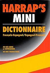 Harrap's mini.  Dictionnaire Français-Espagnol, Espagnol-Français