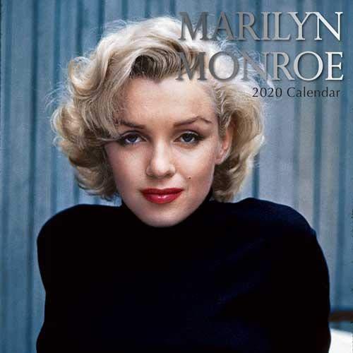 Marilyn Monroe: 2020 Square Wall Calendar