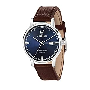 Reloj para Hombre, Colección Eleganza Maserati, Movimiento de Cuarzo,