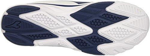 Diadora Hawk 6, Entraînement de course homme Bianco (Bianco/Blu)