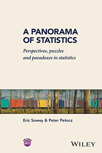 A Panorama of Statistics: Perspectives, Puzzles and Paradoxes in Statistics (English Edition) di [Sowey, Eric, Petocz, Peter]