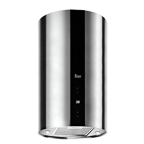 Teka CC 480 40480320 Dunstabzugshaube/Inselhaube/40 cm/Metall-Fettfilter spülmaschinegeeignet