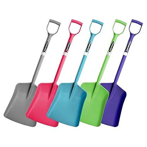 41FwatFGlnL BEST BUY UK #1Tubtrugs One Piece Plastic Shovel: Purple price Reviews uk