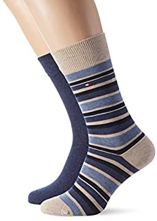 Tommy Hilfiger - Chaussettes - Lot de 2 - Homme (B00H8I5GV0) | Amazon price tracker / tracking, Amazon price history charts, Amazon price watches, Amazon price drop alerts