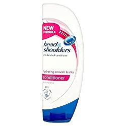 Head and Shoulders Smooth and Silky Anti-Dandruff Conditioner, 400 ml