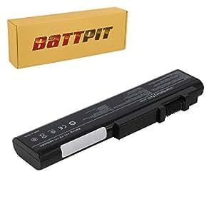 Battpit™ Batterie d'ordinateur Portable Pour Asus A32-N50 (11.1V 4400mAh / 49Wh) [18 Mois de garantie]