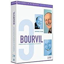 Inoubliable Bourvil - Coffret : L'Arbre de Noël + Les Arnaud + Les Culottes Rouges