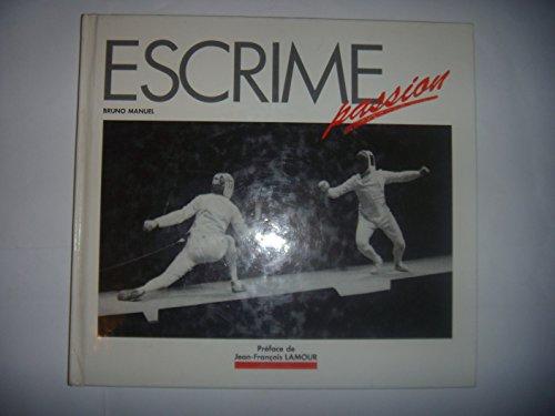 ESCRIME passion, Bruno Manuel, 1990, BE