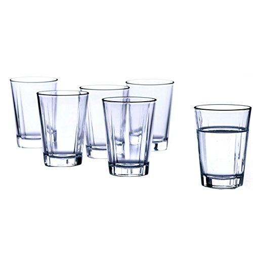 Rosendahl 6er Set schlichter Gläser