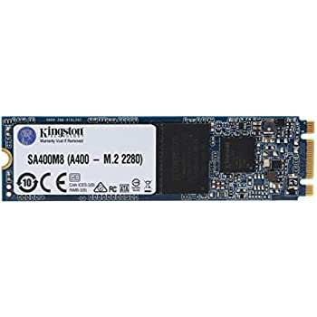 Kingston A400 SSD SA400M8/120G - Disco duro sólido interno M.2 ...