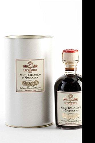 Aceto Balsamico di Modena IGP 10 TRAVASI 250 ml LEONARDI Vini di Toscana