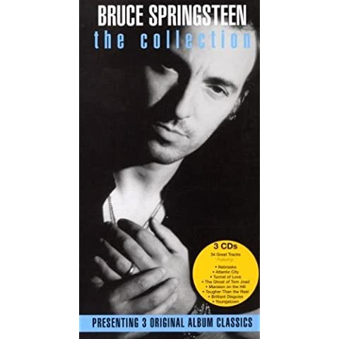The Collection Vol. 1 [Nebraska/Tunnel of Love/The Ghost of Tom Joad] by Bruce Springsteen