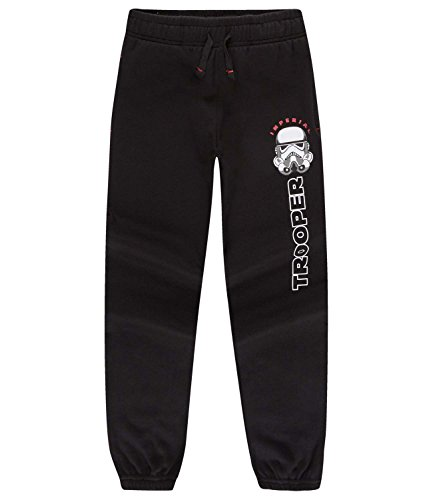 Star Wars-The Clone Wars Darth Vader Jedi Yoda Ragazzi Pantaloni da jogging - nero - 140
