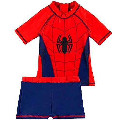 Zoom IMG-2 marvel spiderman costume da bagno