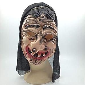 LZNFLY Mascara Máscara de Bruja