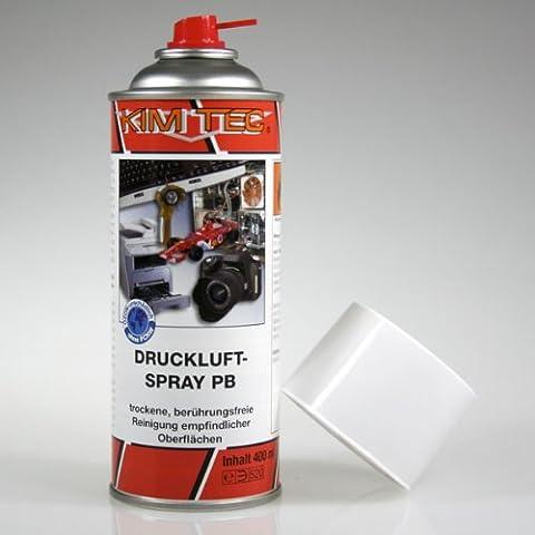 Aire Comprimido Spray de aire comprimido spray 400ml.
