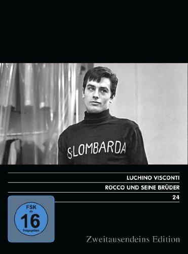 Bild von Rocco und seine Brüder - Zweitausendeins Edition Film 24