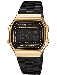 Casio Collection UnisexRetro Armbanduhr A168WEGB-1BEF