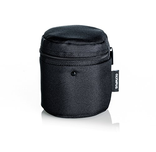 Olympus Barrel Style Lens Case - Small (Black)
