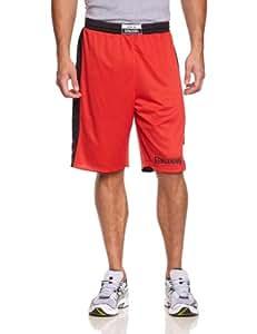 Spalding Hose & Shorts Essential Reversible, rot/schwarz, XXS, 300501401