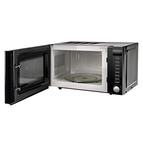 41FwknmOm1L. SS500  - VYTRONIX VY-HMO800 Digital Microwave Oven 800W 20L 5 Power Levels Freestanding Solo Black