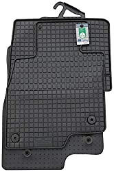 Gummi-Fußmatten Mazda 6 Kombi 2013-heute 4tlg Gummimatten