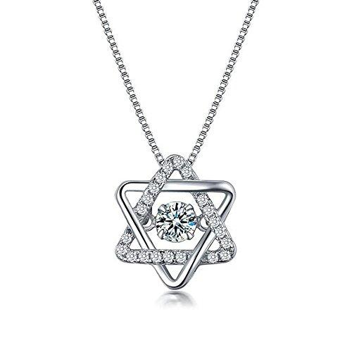 Schillernde Finish (Damen Halskette, Weihnachten Geschenk