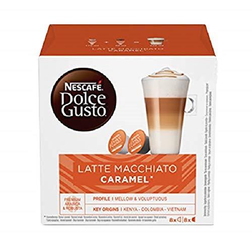 Nescafé Dolce Gusto Latte Macchiato Caramel caffè istantaneo